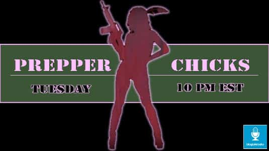 Prepper Chicks blog radio