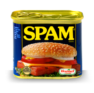 spam the perfect survival food geekprepper
