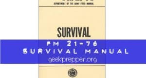 fm21-76 survival manual
