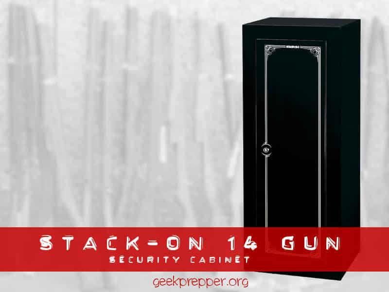 Stack On Gun Security Cabinets Geek Prepper