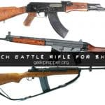Which battle rifle for SHTF?