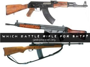 which battle rifle for shtf