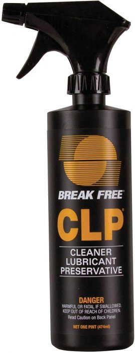 Cleaner Lubricant for AK-47