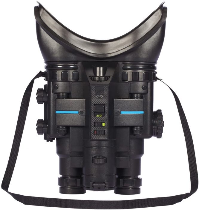 Spy Net Night Vision Infrared Stealth Binoculars-2