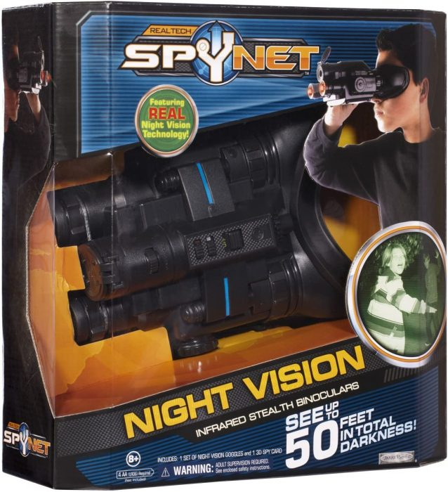 Spy Net Night Vision Infrared Stealth Binoculars-3