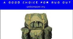 alice pack good choice for bug out