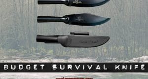 budget survival knife