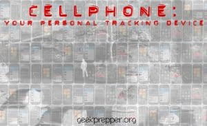 cellphone the tracking device in your pocket