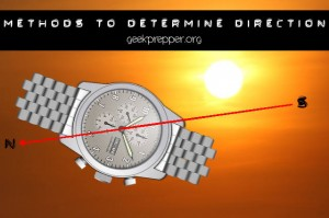 methods to determine direction