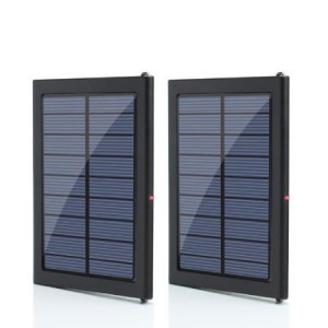 2 ADD-ON Solar Charging Panel Extensions for ReVIVE
