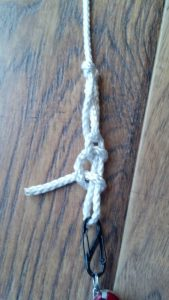 Knots truckers hitch