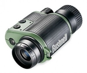 Budget Night Vision Bushnell Night Watch 2x24 Built in Infrared Monocular