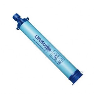 bug out bag lifestraw water filter