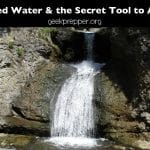 Restricted Water and the Secret Weapon to Access It