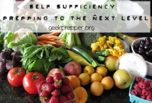 self sufficiency