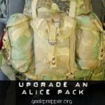 Upgrade an ALICE pack