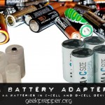 AA Battery Adapters