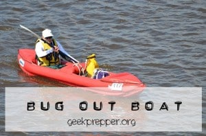 bug out boat