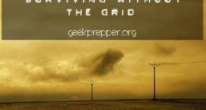 surviving without the grid