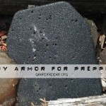 Body Armor for Preppers!