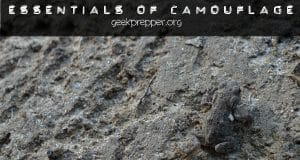 essentials of camouflage