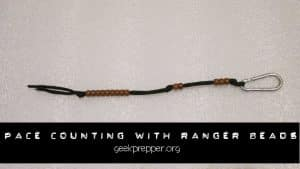 pace counting with ranger beads