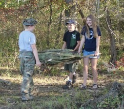 Survival Training for Kids