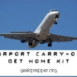 Airport Carry-On Get Home Kit