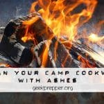 Clean Your Camp Cookware with Ashes