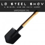 Cold Steel Shovel