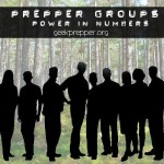 Prepper groups, power in numbers