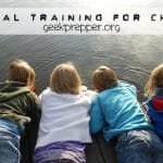 Survival Training for Children