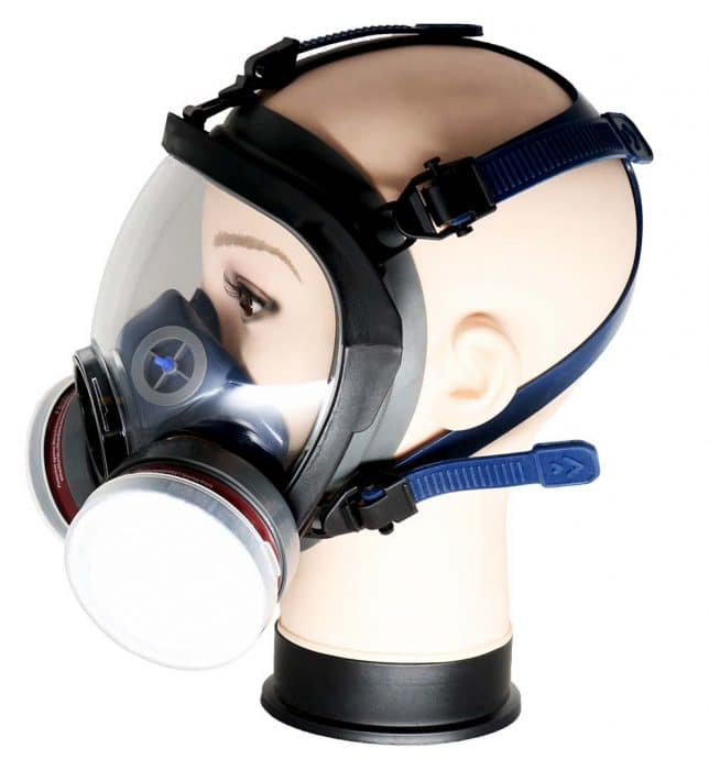 PD-100 Full Face Mask