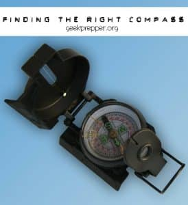 finding the right compass