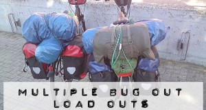 multiple bug out load outs