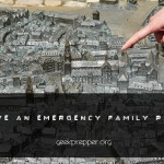 Have an Emergency Family Plan