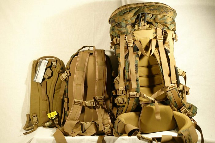 USMC Issue Gen 2 ILBE Main Pack