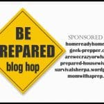 Be Prepared Blog Hop #3