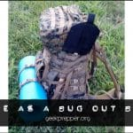 ILBE pack as a bug out bag