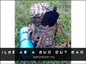 ilbe as a bug out bag