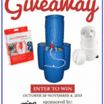 October Giveaway with 3 Winners