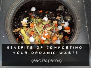 benefits of composting your organic waste