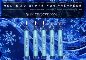 holiday gifts for preppers geek-prepper