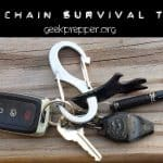 Key Chain Survival Tools