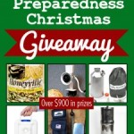 Preparedness Christmas Giveaway