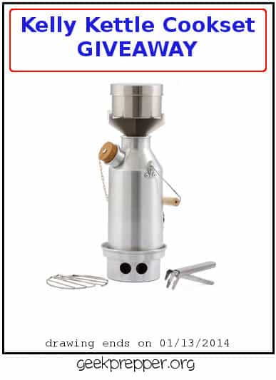 kelly kettle giveaway