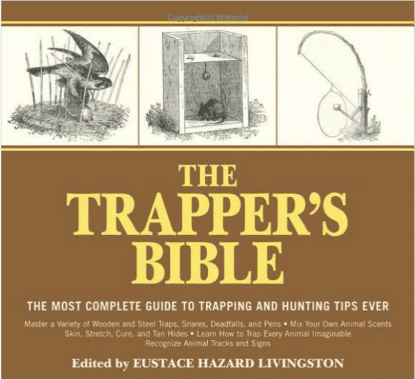 The Trappers Bible Book