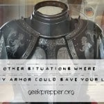 Other Situations Where Body Armor Could Save Your Life