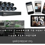 Security Cameras to Monitor your Perimeter