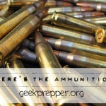Where's the Ammunition?